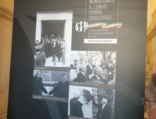 """Evento di chiusura della mostra """"Nonostante il lungo tempo trascorso…"""" – 1 ottobre"""