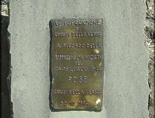 14-15 giugno 1944 – Eccidio di Chiusi della Verna (Arezzo)