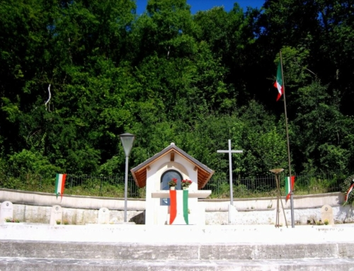 """23 maggio – Cerimonia """"Madonna della Pace"""""""