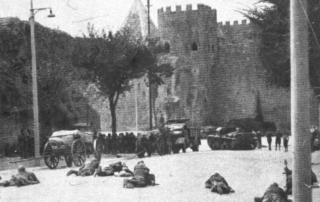 Battaglia Porta San Paolo 1943